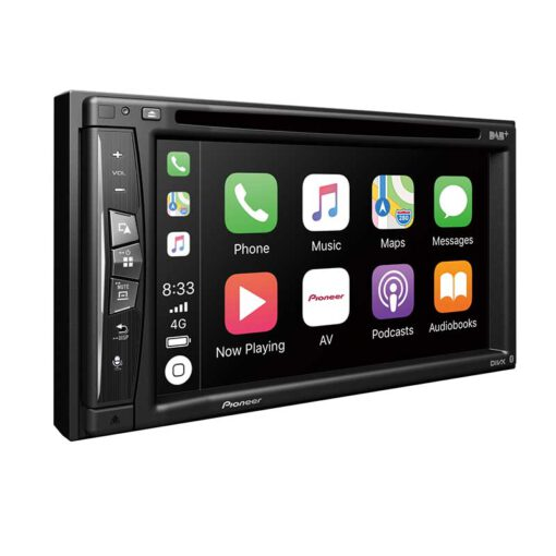 Pioneer AVIC-Z710DAB navigatie Apple Carplay