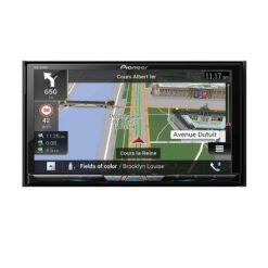 Pioneer AVIC-Z810DAB navigatie apple carplay android auto