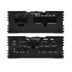 ZapcoST-104D.BT connections amp