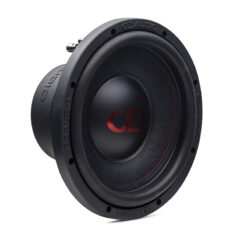 Digital Designs DD210-D4 subwoofer Red Line
