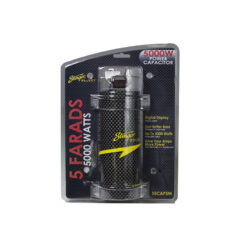 Stinger SSCAP5M - 5 Farad condensator powercap buffer voeding