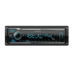 Kenwood KMM-BT505DAB autoradio zonder CD