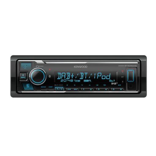 Kenwood KMM-BT505DAB autoradio zonder CD