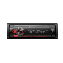 Pioneer MVH-S410BT autoradio zonder cd