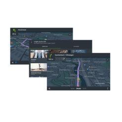 Radical R-MAPC10 navigatie software kaarten
