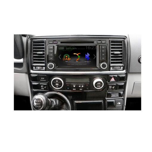 Zenec Z-E2060 navigatie VW T5
