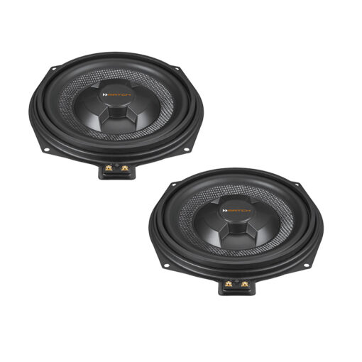 Match UP W8BMW-S subwoofer set BMW Hifi