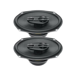 Hertz CX690 ovale hoedenplank speakers luidsprekers boxen auto