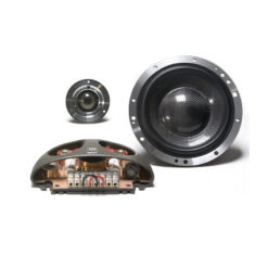 Morel Supremo 602 high end caraudio speakers