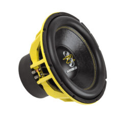 Ground Zero GZHW 38SPL subwoofer propper droppers SPL DB Drag